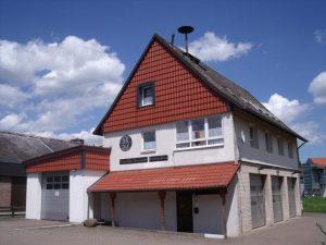Feuerwehrhaus Hachmühlen