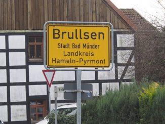 Auch Brullsen ist beim Garagenflohmarkt dabei.