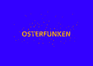 Osterfestgottesdienst 4. April 11.15 Uhr
